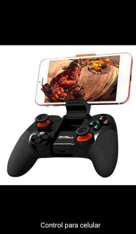 Control para juegos celular
