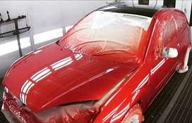 Busco empleo de pintor automotriz y pulidor de autos