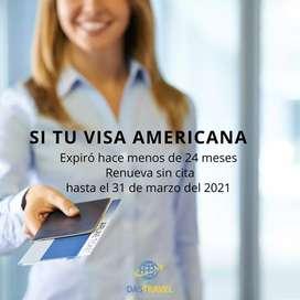 Asesoría de visa