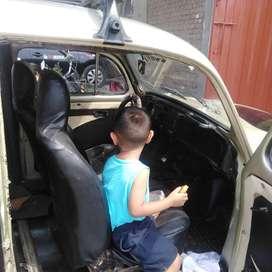 Vendo Volkswagen Escarabajo motor 1300