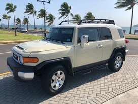 TOYOTA FJ CRUISER - IMPECABLE - DIPONIBLE