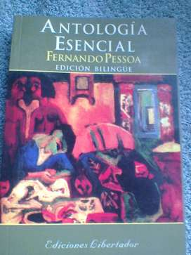 Antologìa Esencial-Edicion Bilingue-Fernando Pessoa-Impecable!