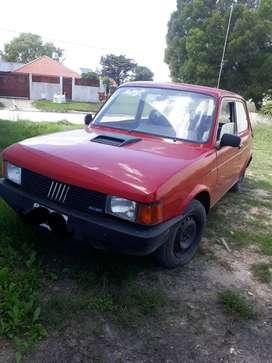 Fiat 147  todos los papeles menos la verde