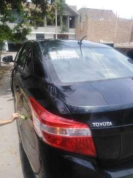 Vendo mí auto Toyota yaris