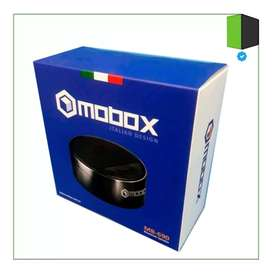 Parlante Portatil Bluetooth Mobox Mb-690 Negro 3w Platine