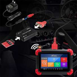 Scanner automotriz llaves tableros Xtool X100Pad FENIX OBD2