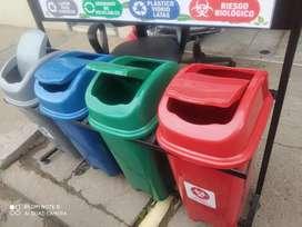 Estación para resiclaje