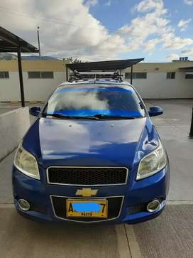 SE VENDE AVEO EMOTION FULL EQUIPO