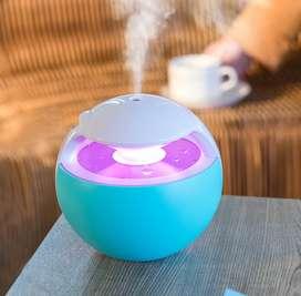 Vaporizador humidificador aromaterapia