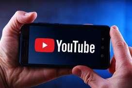 Creo tus videos para YouTube. Entre al mundo de youtube y las redes sociales con videos Originales, ¡Yo me encargo !