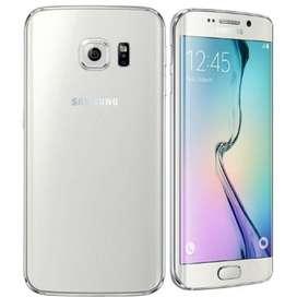 celular samsung s6 edge 64gb blanco nuevoen caja