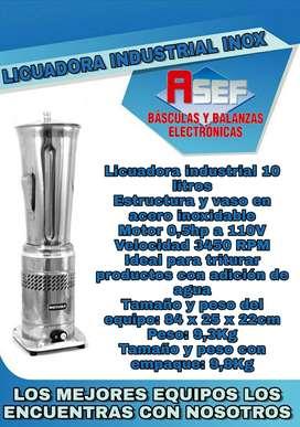 Licuadora industrial CRUSH-10 litros