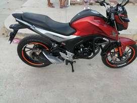 Honda cb 160 f