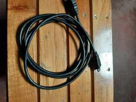Vendo cable  HDMI,play 3,play 4, xbox 360