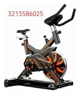Bicicleta Spinning Estática Elíptica