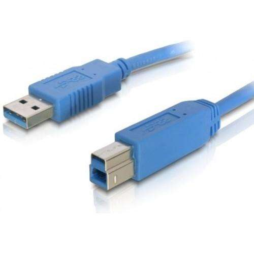 Cable Usb 3.0 Para Impresora, Scaner, Discos Externos Oferta 0