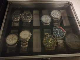 Vendo o cambio perfumes relojes y lentes
