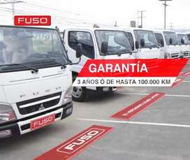 FUSO CANTER 5.7