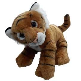 Peluche Tigre Aurora (40cm De Largo)