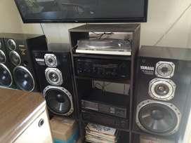 Parlantes Yamaha Ns-700x  De 3 Vias 200 Watts