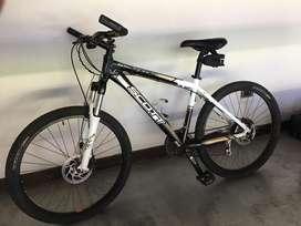 Bicicleta Scott Aspect 55 Shimano xt Frenos Hidaulicos