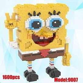 LEGO COLECCIONABLE DE BOB ESPONJA GRANDE