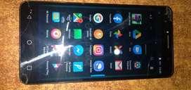 Celular Alcatel A3 Xl no levanta señal