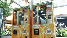 Máquinas Vending ZUMO DE NARANJA  ORANFRESH ( usadas )