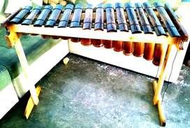 marimba de chonta TONSON de 14 notas diatonica full