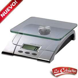 Balanza digital gramera 5kg. para cocina