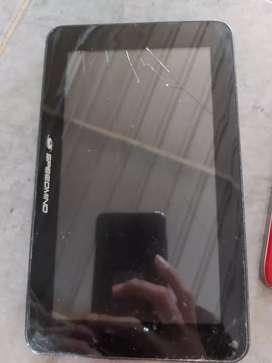 Tablet usada para repuesto