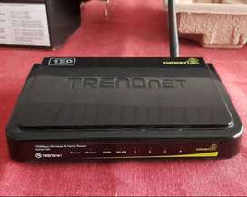 Router Trend net