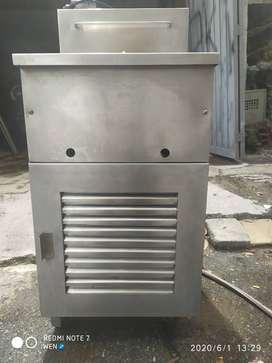 Fritadora industrial