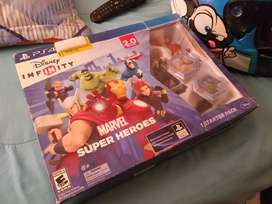 Disney Infinite 2.0 Advengers PS4 Original Nuevo