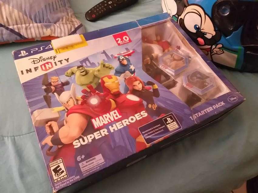 Disney Infinite 2.0 Advengers PS4 Original Nuevo