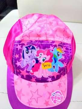 Gorros Disney ponny niñas nuevos