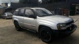 CARRO CHEVROLET TRAILBLAZER 2003