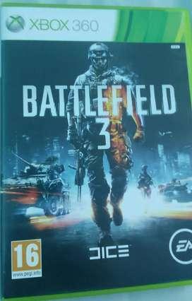 battlefield 3 original para xbox 360 y xbox one.