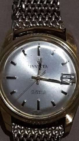 Reloj invicta de cuerda cambio