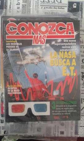 Antigua Revista Conozca Mas