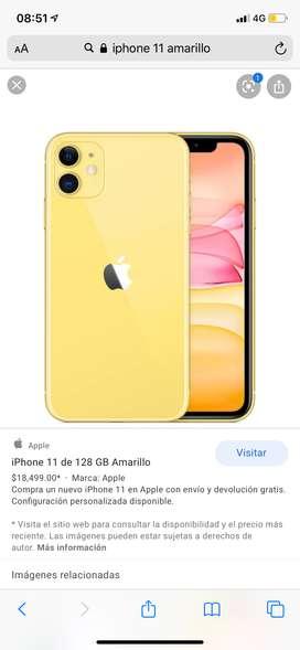 Precio negociable iPhone 1164gb