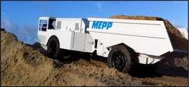 DUMPER MINERO PERFIL BAJO NUEVO 2020-MEPP 406  7,5 Tn.-EUROPEO -MADE IN HOLANDA
