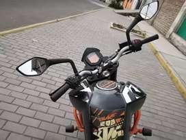 KTM DUKE 200 2017