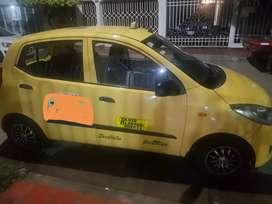Taxi Hyundai i10 2014.