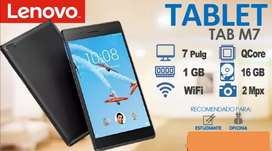 Tablet (nuevo) modelo tab marca lenovo