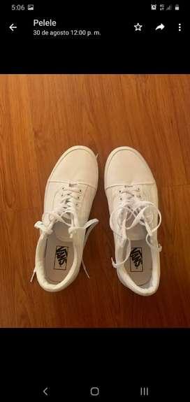 Zapatillas vans talla 44  10/10