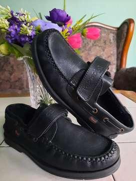 Zapatos Marcel Cuero N35