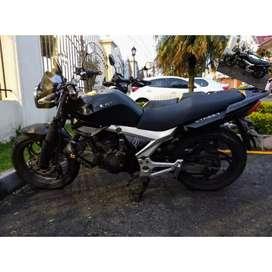 Se vende moto UM Xtreet 175 año 2010