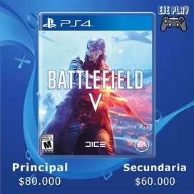 Battlefiel V PS4