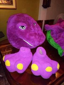 Disfras de Barney